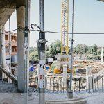 Új épületünk születik