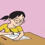 A központi írásbeli felvételi vizsga körülményei